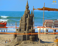 MY SAND SCULPTURES