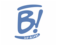 B! ICE DRINKS
