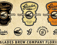 Glades Brew Company Identity