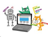 CreaCodeClub - Ateliers technoludiques pour 9-13 ans