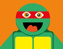 Teenage (Infant?) Mutant Ninja Turtle