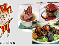 Logo Design and Photography for Restaurant