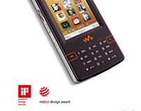 Sony Ericsson – W950 Walkman™