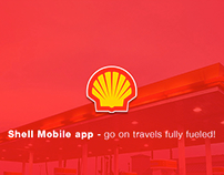 Shell Mobile app iOS Android