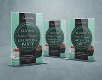 VI Etiquette & Leadership Institute: Garden Tea Party