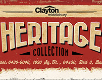 Clayton Heritage Show Guides