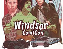 Windsor ComiCon 2016