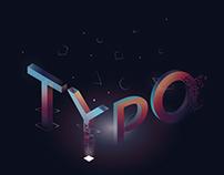 Typo-graphic universe