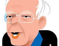 Bernie Sanders for Politico