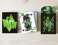 AO MATU playing cards