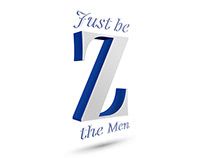 The MEN'Z guideline book design