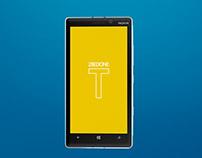 2BeDone windows phone application