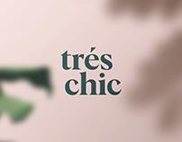 Trés Chic - Loja Virtual