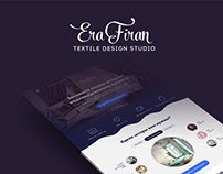 Landing page for Era Firan