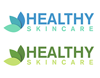 Healthy Skincare Logo