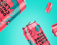 THE DRUNK CHAMELEON - cool beer