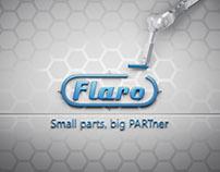 Flaro CGI Logo