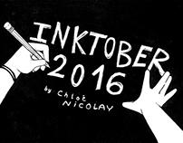 BOOK / Inktober