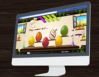 "Unilever's Coccolino ""Bump an Easter Egg"" App"