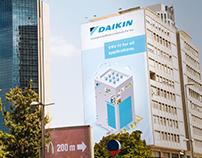 Daikin™ VRV IV Isometric Ad