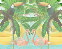 Tropicollage