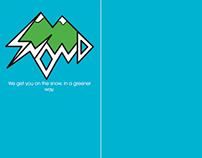 Snow'd Branding Brochure