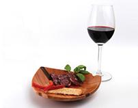 Wood Dishes | Vajilla