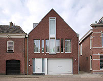 Townhouse Noordstraat, Bodegraven, the Netherlands