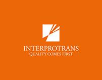 Interprotrans | Logo design