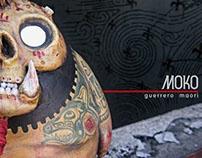 MOKO * Guerrero Maori