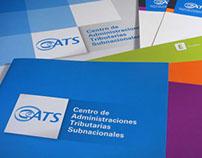CeATS. Diseño de identidad institucional