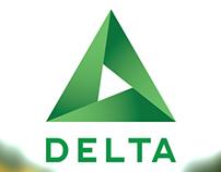 Delta Co., Ltd new branding