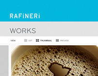 Rafineri Website 2009