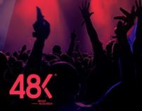 48K brand activation