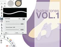 Ilustraciones Vol.1