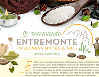 Entremonte - Wellness hotel & spa - Revista Digital.