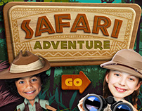 Safari Adventure iPad App
