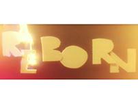 Reborn - Experimental Typography