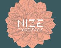 Nize Typeface