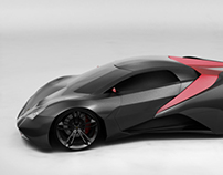Lamborghini Dynavonto concept (Award winning design)