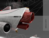Submarine Drone Concept