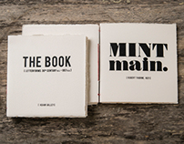 The Book : Letterforms