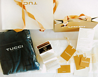 Tucci. Packaging Primavera/Verano