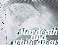 Stardeath and White Dwarfs Gig Poster