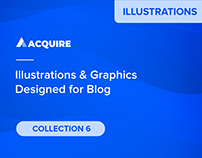6th Collection of Illustrations & graphics designed