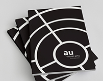 AU Visual Arts Foundations Magazine