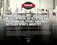 Panache Distillery Responsive Site Design