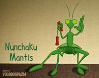 Nunchaku Mantis