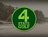 4 State Golf Branding