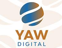 Yaw Digital Logo